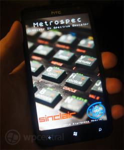MetroSpec