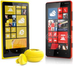 Видеодемонстрация Lumia 920 и Lumia 820