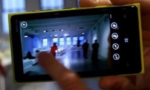 Интерфейс камеры в WP8