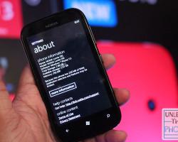 Снимки Lumia 510 от UnleashThePhones.com