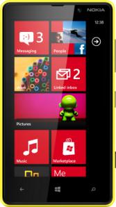 Предзаказ Lumia 820 и 920 в сети МТС