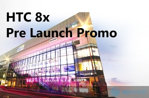 HTC 8X в Сингапуре
