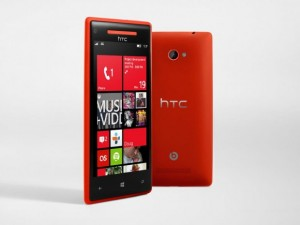 HTC 8X на Windows Phone 8