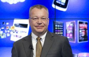 Стивен Элоп, генеральный директор Nokia