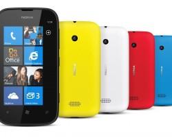 Nokia анонсировала Lumia 510