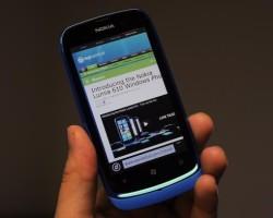Nokia выпустит обновление для Lumia 610