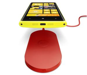 Nokia Lumia 920 с DT-900