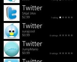 Что случилось с поиском в Windows Phone Store?