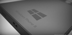 Концепт смартфона Microsoft Surface