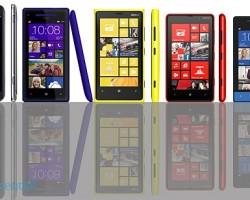 Подробное сравнение характеристик устройств на Windows Phone 8