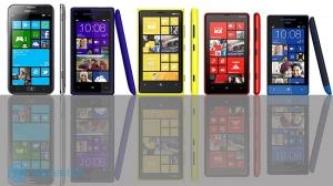 Сравнение характеристик устройств на Windows Phone 8