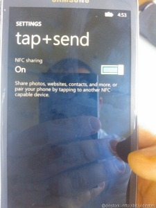 tap+send