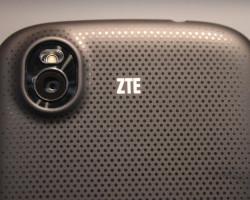 ZTE Render — смартфон-загадка с Windows Phone 7.5