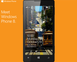 Текстовая трансляция презентации Windows Phone 8