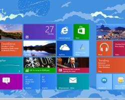 Первые впечатления от Windows 8