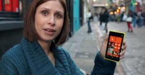 Реклама Nokia Lumia