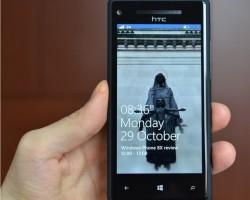 Обзор HTC 8X