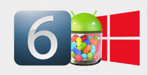 iOS 6 vs Android 4.2 vs Windows Phone 8