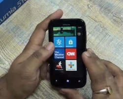 Распаковка Nokia Lumia 510 и сравнение c Lumia 610