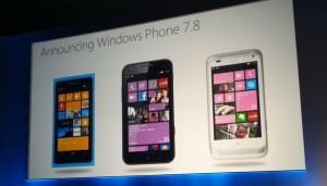 Windows Phone 7.8: апдейт