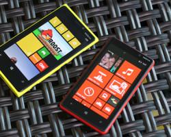 Nokia Lumia 920 и Lumia 820 готовы к 4G