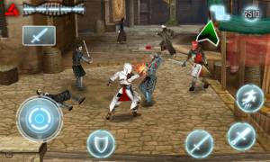 Assassins Creed - Altairs Chronicles HD