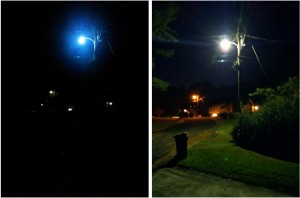 Фото, сделанное Nokia Lumia 900 - слева, Lumia 920 - справа