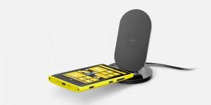 Беспроводная NFC-зарядка Nokia Wireless Charging Stand