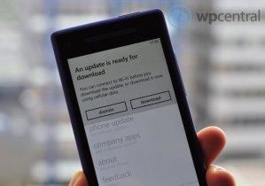 Обновление Windows Phone 8 будет происходить без подключения к ПК