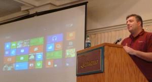 Журналист и Microsoft-блогер Пол Туротт