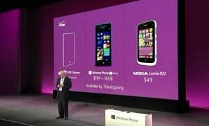 Стив Балмер представляет смартфон Samsung ATIV Odyssey
