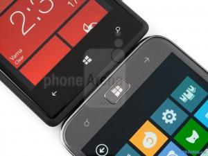 HTC 8X и Samsung ATIV S