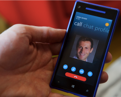 Подробности о Skype для Windows Phone 8