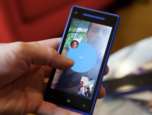 Skype в Windows Phone 8