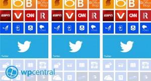 Twitter для Windows Phone 8