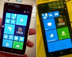 Nokia Lumia 900 под управлением WP 7.8 замечена в Китае