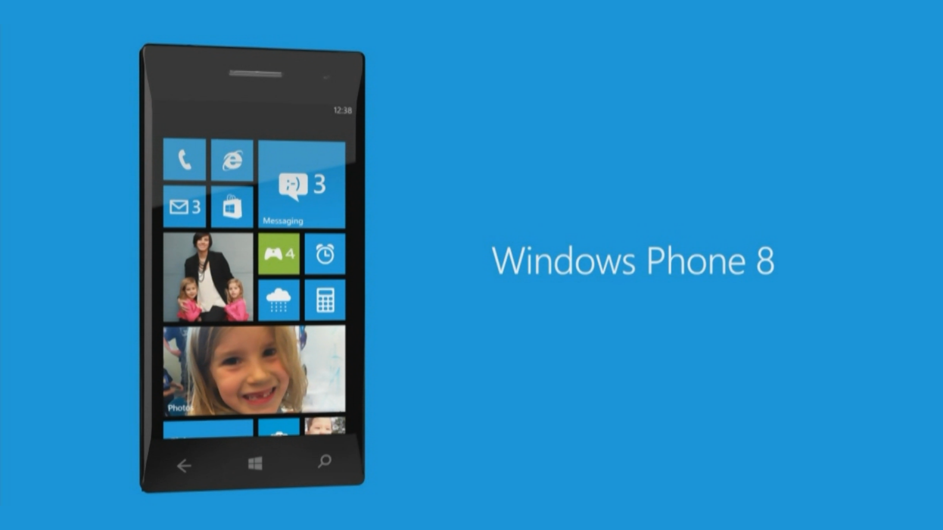 WP 8 Microsoft Windows 8 Phone