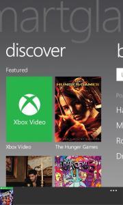 Откройте для себя в Xbox SmartGlass