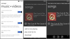 Windows Phone Music
