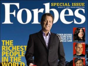 Номер журнала Forbes