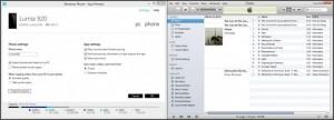 Windows Phone и iTunes