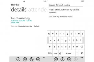 Windows Phone 8: Скоро буду