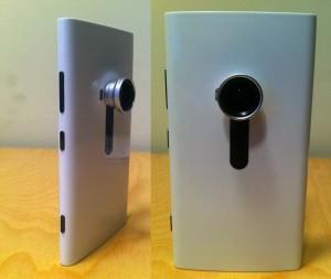 Nokia Lumia 920 с магнитной линзой