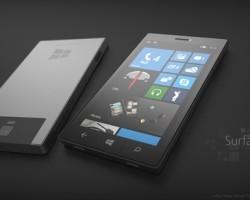 Surface Phone: новые слухи