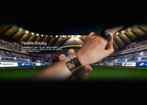 Гибкий дисплей от Samsung - реальность!