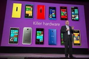 Смартфоны на базе Windows Phone 8