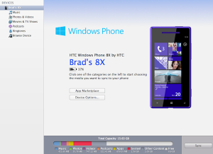 Обзор Windows Phone 8