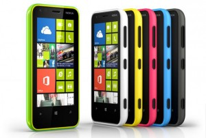 Nokia Lumia 620 на Windows Phone 8