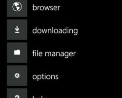 Скачивайте файлы на Windows Phone с помощью бесплатного приложения GetThemAll