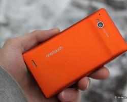 Новый WP-смартфон Alcatel One Touch View в РФ — уже через 5 дней!